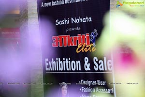 Akriti Elite Exhibition Sep 2018