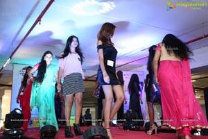 A Kid & Mom fashion Show at The Chennai Silks, Kukatpally