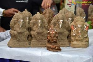 Eco Friendly Clay Ganesh