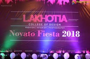Lakhotia Novato Fiesta 2018
