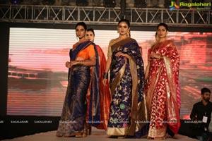 Maggam Telangana Vastra Show 2018