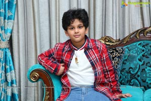 Nidhish's 6th Birthday