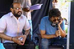 Aravindha Sametha Working Stills