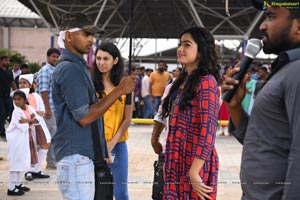 Devadas Shooting Photos