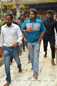 Gaddalakonda Ganesh Success Tour at Vijayawada