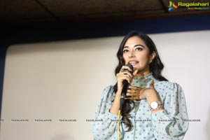 Ninnu Thalachi Movie Press Meet