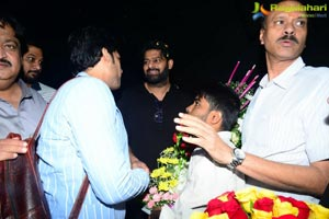 Prabhas at AMB Cinemas