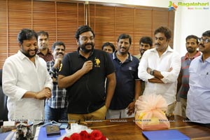 Raagala 24 Gantallo Poster Launch