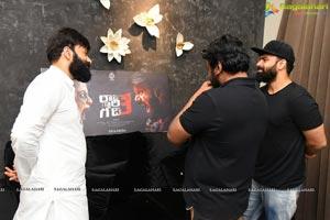 Raju Gari Gadhi 3 Movie Poster Launch