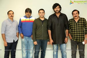 Valmiki Trailer Launch