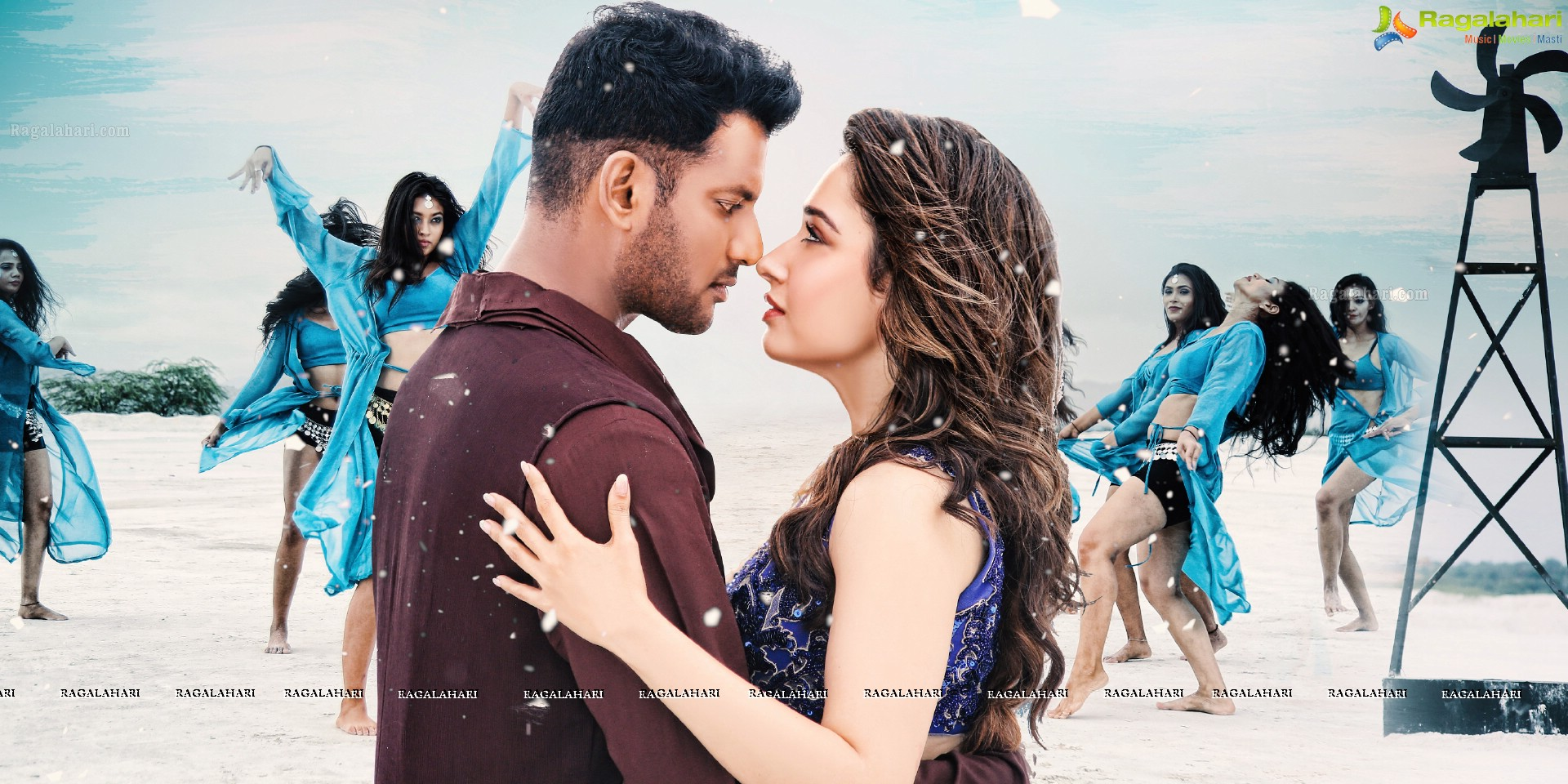 Vishal Action Movie Review