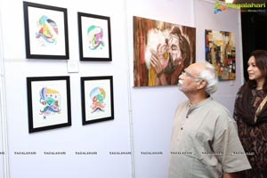 Art for Concern Show of Indian Art