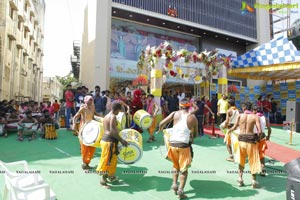 CMR Opens Its New Showrrom at Dilsukhnagar
