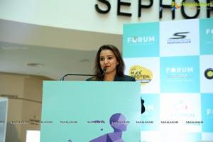 Forum Sujana Mall Announces Purple Run 2019