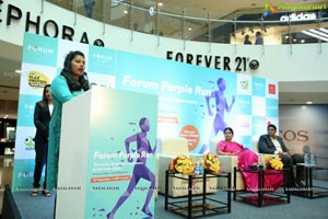 Forum Sujana Mall Announces Purple Run 2019
