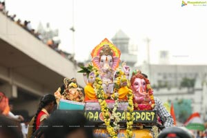 Ganesh Nimajjanam 2019 in Hyderabad