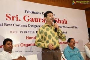Gaurang Shah Grand Felicitation