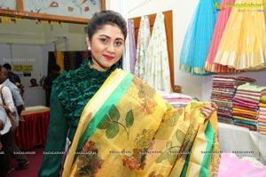 Kala Silk Expo Launch by Meghali
