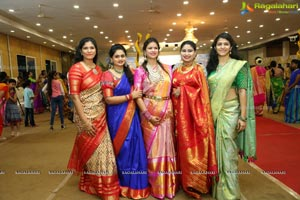 Mana Bathukamma Celebrations