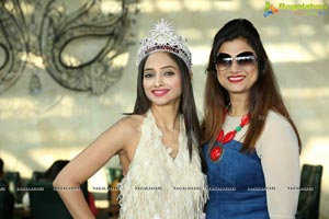 Mrs India Runnerup Preethi Harjs' Success Party
