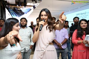 OPPO Reno2 Z First Sale Event at Sarath City Capital Mall