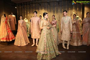 Shyamal & Bhumika Launch Flagship Store in Hyderabad