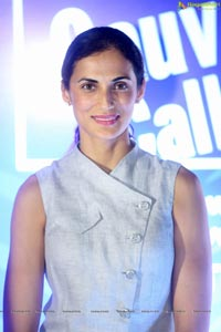Smita Rally for Rivers Song Launch