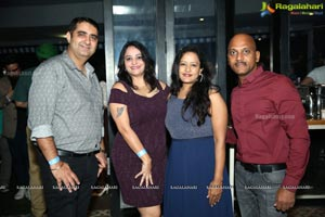 Srinivas Donthi Birtday Party 2019