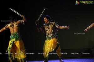 Sriram Dance Performance at Shilpakala Vedika