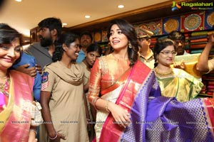 VRK Silks Launches Its New Showroom at Chandanagar