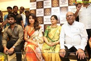 VRK Silks Launches Its New Showroom at Chandanagar