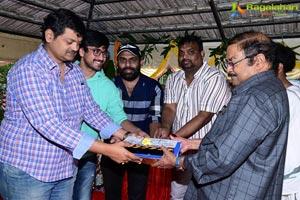 Raj Tarun-Vijay Kumar Konda Film Opening
