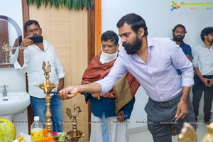 Tanga Productions LLP Production No 2 Movie Opening