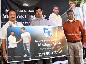 Sonu Soon ISM Edutech Brand Ambassador