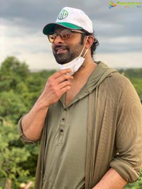 Prabhas Adopts 1650 Acres of Forest Land