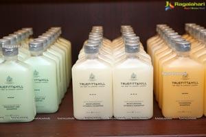 Truefitt & Hill Luxury Salon Launch