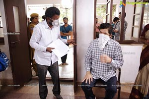 Chitrapatam Movie Working Stills
