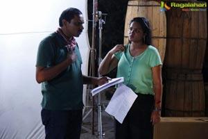Maguva Movie Working Stills