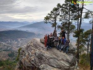 Mano Viragi Movie On Location Pics