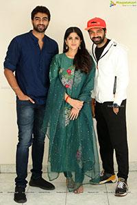 Dear Megha Movie Thanks Meet