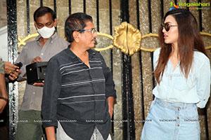 Sundeep Kishan's Gully Rowdy Movie Success Celebrations