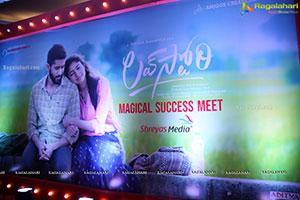 Love Story Magical Success Meet