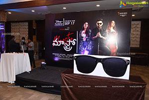 Nithiin's Maestro Movie Pre-Release Event