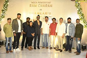 Ram Charan and Shankar's Multilingual Film Starts