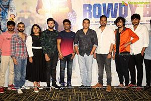 Rowdy Boys Movie Teaser Launch