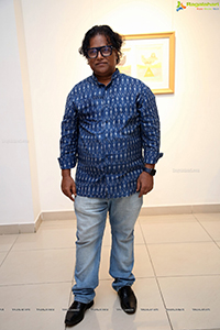 Exhibition Of Intaglio at Chitramayee State Art Gallery