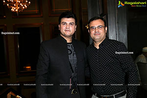Fareed Khan Birthday Party at Farzi Cafe Jublee Hills