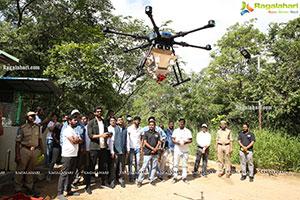 Hara Bahar Aerial Seeding Campaign by Seedcopter