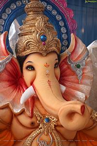 Hyderabad's Ganesh Festival Idols 2021