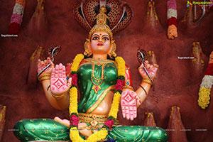 Khairatabad Ganesh as Sri Panchamuha Rudra Maha Ganapati
